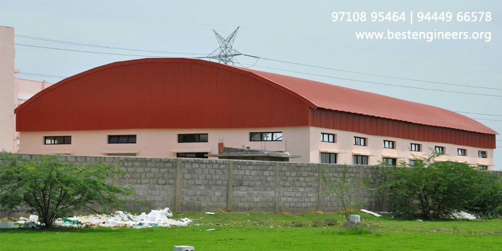 Factory Shed Roofing Contractors In Chennai Shed Construction