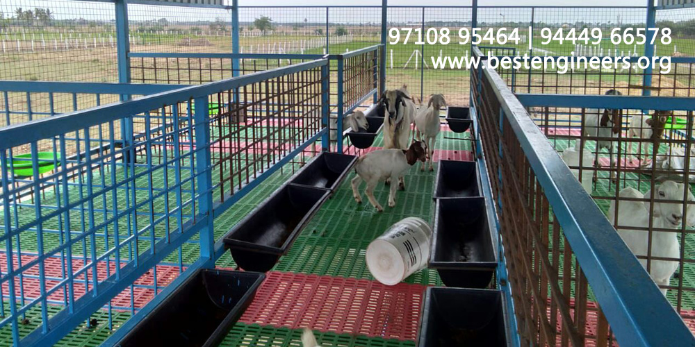 Goat Shed Construction Companies Chennai | Goat Shed Contractors